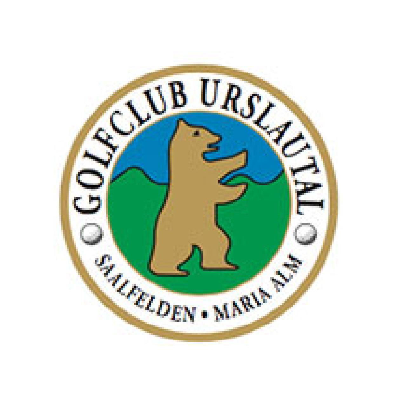 Logo Golfclub Urslautal Saalfelden